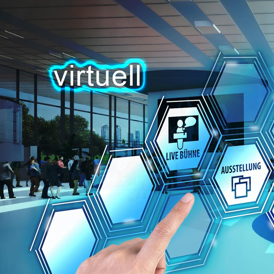 virtuelle Veranstaltung